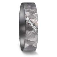 Partnerring Tantal Diamant 0.05 ct-587208