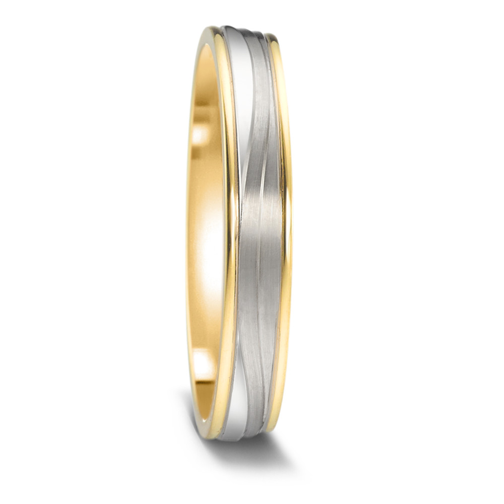 Ehering Gold bicolor-350488